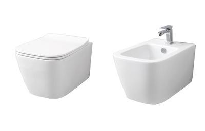 NASTAVIŤ Liniger IVETTA: WC bez obrúčok montáž SLIM + BIDET