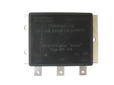 Elektroniczny regulator prądnicy K750 Jawa BMW 6V