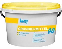 """GRUNDIERMITTEL """"90"""" primer KNAUF 15 kg"""
