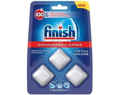 Финиш тряпочка Посудомоечные машины таблетки Чистящие 3шт