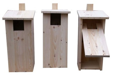 Mail Box na hniezdenie Typ E pre Puszczyka, gągoł