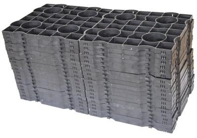 клетка ??? клумб PODJAZDOWA 50x50x2,5 см 40sztuk
