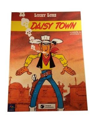 LUCKY LUKE - DAISY TOWN - I wydanie 1999 r.