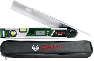 Digitálne uhlomery BOSCH PAM 220