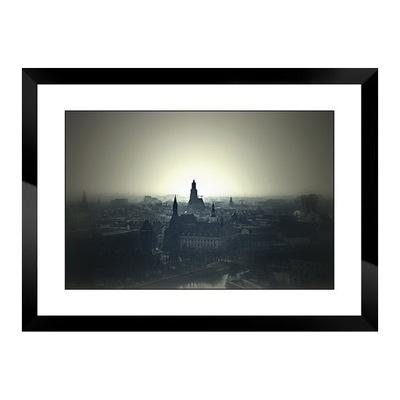 Изображение с рамой М как город И фотография Studio ARS