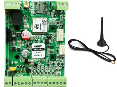 ROPAM BasicGSM 2 MODUL GSM GPRS, SMS ANDROID iOS