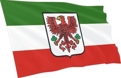 Flaga flagi Gorzów Wielkopolski herb 150x90cm