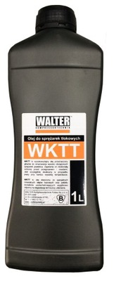 OLEJ PRE PIESTOVÉ KOMPRESORY WALTER WKTT 1L