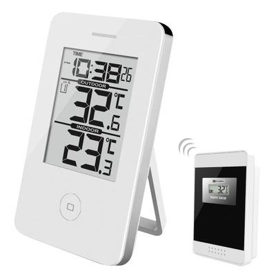 Bezprzewodowy termometr wewnętrzny/zewnętrzny 2w1