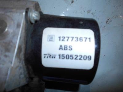 ZAFIRA B 1,8 16V насос ABS 13234911DE