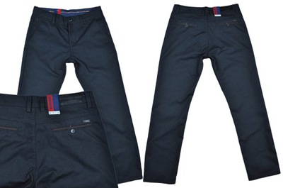 Spodnie męskie wizytowe Kingbon QD231D-1 88 34/34