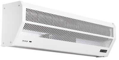Vzduchu-tepelné opony REVENTON IRIS 100E-1P
