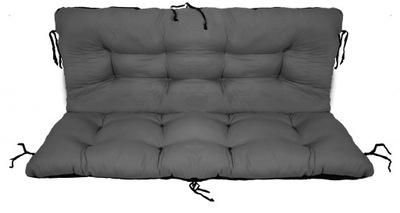 подушка на скамейку садовую качели 120x60x50 сталь