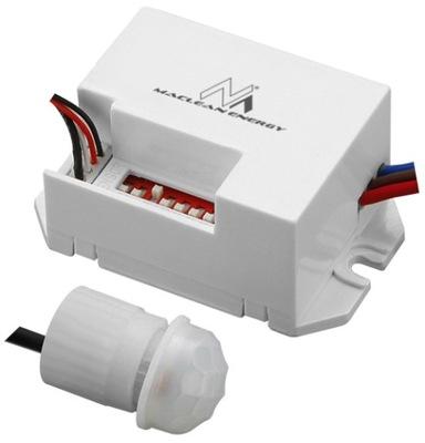 ДАТЧИК движения ПИР 230 800W LED С ИЗВЕЩАТЕЛЕМ мини для С