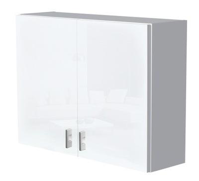 подвесной светильник ШКАФ для ВАННЫ 80 СМ белая Белый блеск
