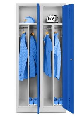 шкаф металлический шкаф ??? одежды социальная на одежду охраны ТРУДА