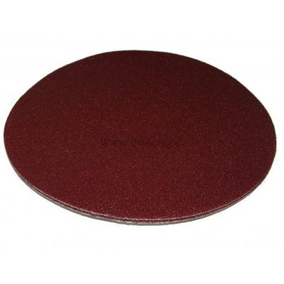 PODLOŽKA brúsny papier na SUCHÝ zips 125 MM 50 KS 50 36-120