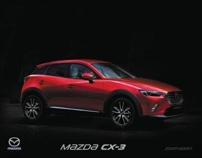 MAZDA CX-3 PROSPEKT МОДЕЛЬ 2018 WEGRY