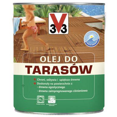 Terasová Podlaha - terasové dosky - V33 OLEJ NA TERRACE 5L PALISANDER 3V3