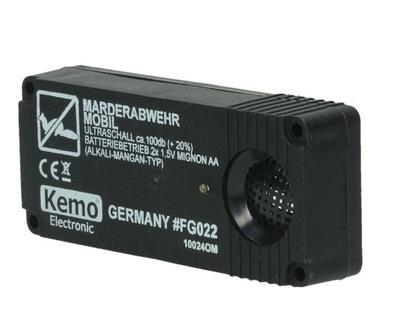 KEMO FG022 bateryjny odstraszacz kun ultrasonic