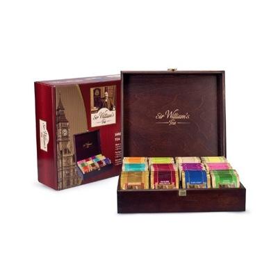 коробка с чаем Сэр Уильямс 12x15 пакетиков