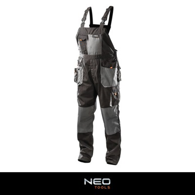 Neo брюки рабочие полукомбинезон HD разм. . L /Пятьдесят два PROFI
