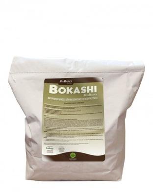 Bokashi ProBiotics 2kg otręby, do kul bokashi