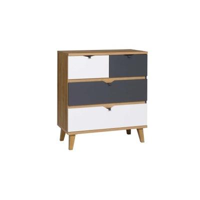 КОМОД MEMONE M08 - мебель молодежные системные