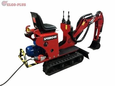 Новый мини-экскаватор электрическая Springer-E