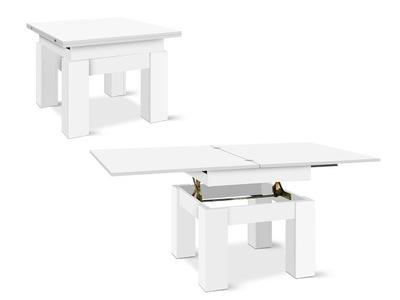 wyższe ławy do salonu nowoczesne obi