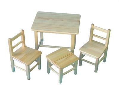 STÔL+2 vysoké stoličky+ taborecik zadarmo!!! 36 vzorov