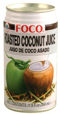 Сок из Жареного Кокоса, вода instagram 80 % - 350мл