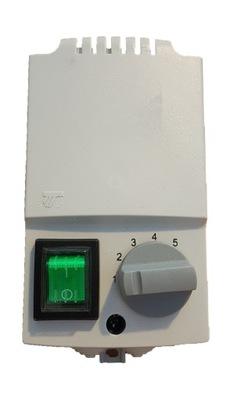 Regulátor rýchlosť ventilátora ARW 3,0/2 BREVE