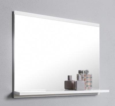 зеркало для ВАШЕЙ ВАННОЙ комнаты, белое , 1 полка , новые