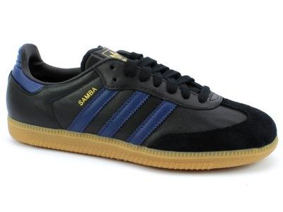 best authentic 161eb 9bb1a Adidas Samba r. 36 damskie czarne buty nowe skóra