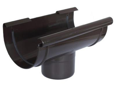 Vypúšťací lievik PVC Gamrat 150 / 110 mm tmavo hnedé