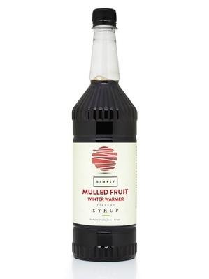 сироп ?????????? Simply Mulled Fruit 1л НОВИНКА!