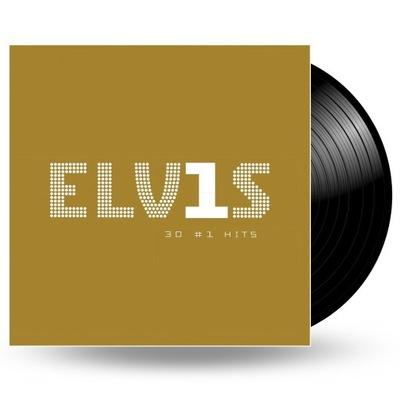 ELVIS PRESLEY 30 #1 Hits 2LP