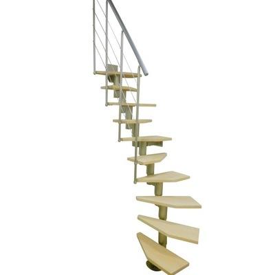 Schody modulárny BARD model Lima 02 11 prvky