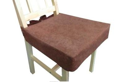 подушка на стул трапеция с falbaną , 22 цвета