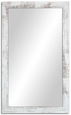 Zrkadlo - Lustro w stylu shabby 100x70 cm skandynawski