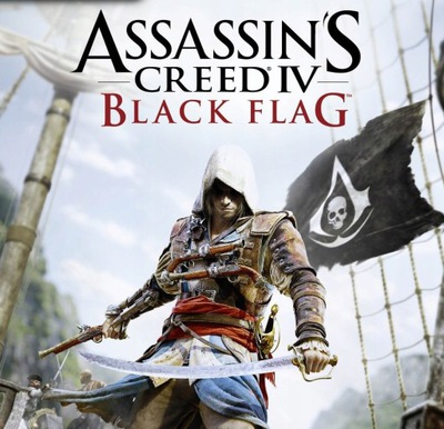ASSASSIN'S CREED BLACK FLAG [PC_PL] KLUCZ UPLAY