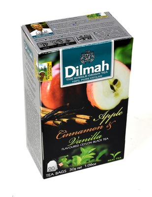 чай Dilmah Apple & Cinnamon with Vanilla