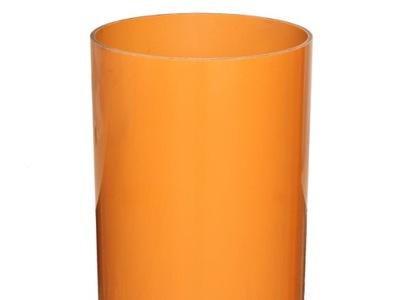 Восходящая труба trzonowa гладкая 400 1м