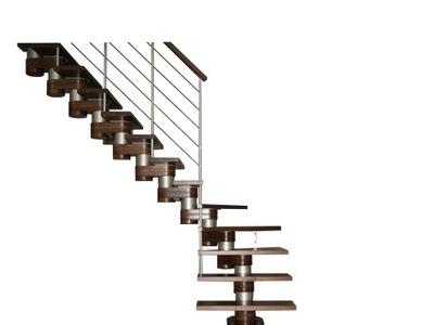 Лестница КОРА модель Морено 180 Л -90 12 элементов
