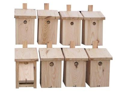 Mail Box, hniezdenie birdhouses A A1 chuť.8