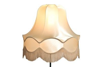 Svietidlo - tienidlo - Duży abażur w stylu klasycznym do lampy PRODUCENT