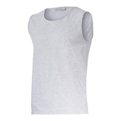 260c9c4f189a Koszulka bez rękawów Szara 160 g m2 LAHTI L40222