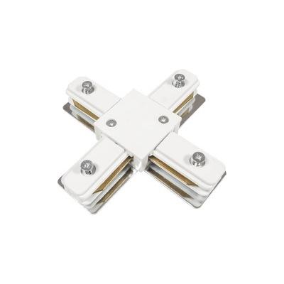 Klblové, koľajové svietidlá - Łącznik X do szyny zasilającej 1 fazowej do TRACK