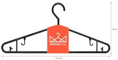 ВЕШАЛКИ вешалка ПОДХОДЯЩИЙ одежда СИЛЬНЫЕ 25шт